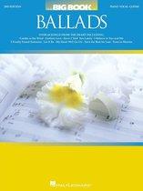 Boek cover Big Book of Ballads (Songbook) van Hal Leonard Publishing Corporati