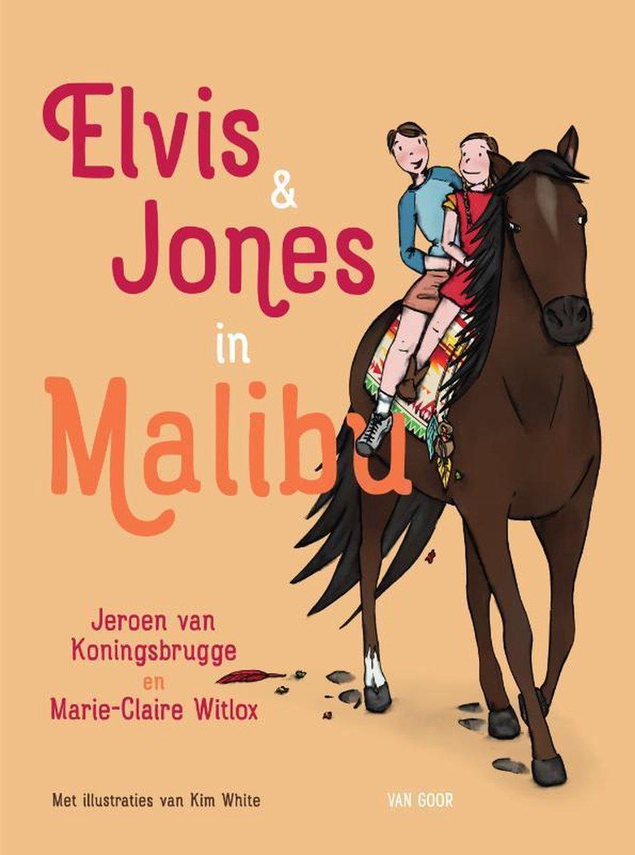 Elvis & Jones 2 - Elvis & Jones in Malibu