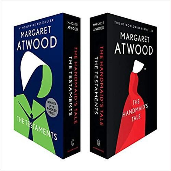 Boek cover The Handmaids Tale and the Testaments Box Set van Margaret Atwood (Paperback)
