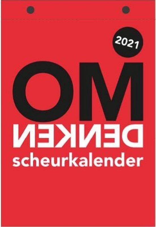 Afbeelding van Omdenken scheurkalender 2021