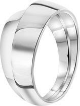 Lucardi Ringen - Zilveren ring mat/glans