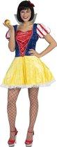 Sneeuwwitje Kostuum | Sweetie Sneeuwwitje | Vrouw | Maat 44-46 | Carnaval kostuum | Verkleedkleding