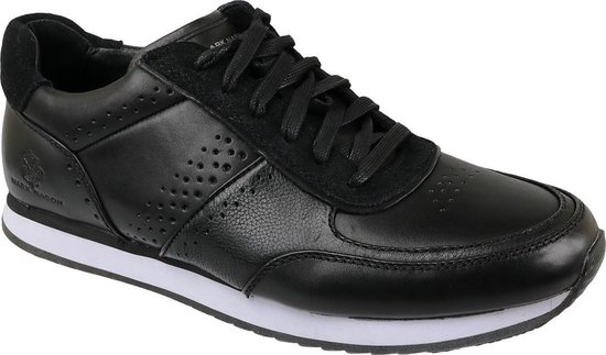 Skechers Daines 68547-BLK, Mannen, Zwart, Sneakers maat: 41 EU