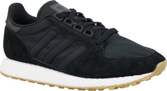 adidas Forest Grove CG5673, Mannen, Zwart, Sneakers maat: 44 2/3 EU