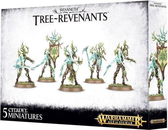 Afbeelding van het spel Age of Sigmar Sylvaneth: Spite/Tree-Revenants