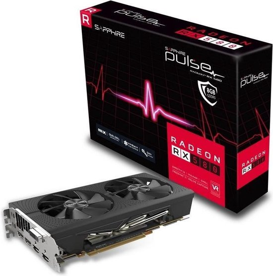 Sapphire Radeon RX 580 8GB Pulse