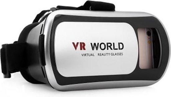 VR WORLD nieuwste VR BOX Virtual Reality 3D Bril - VR Box