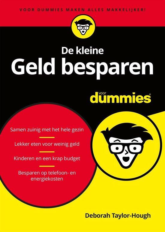Voor Dummies - De kleine Geld besparen voor dummies - Deborah Taylor-Hough pdf epub