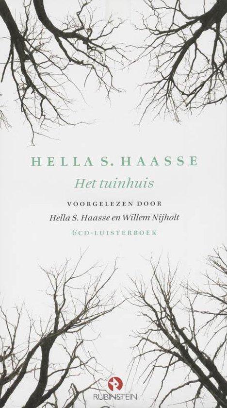 Het tuinhuis (luisterboek) - Hella S. Haasse  