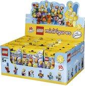 LEGO 6100812 Minifiguren Simpsons S2 (doos van 60 stuks)