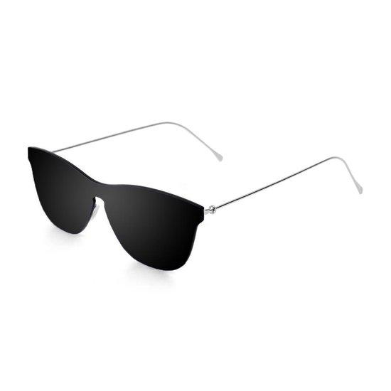 Ocean Sunglasses - GENOVA - Unisex Zonnebril zwart - Ocean Sunglasses