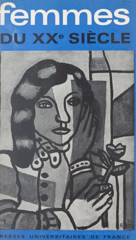 Boek cover Femmes du XXe siècle van André Barjonet (Onbekend)