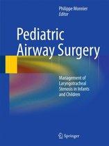 Pediatric Airway Surgery