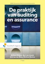 Elementaire theorie accountantscontrole - De praktijk van auditing en assurance