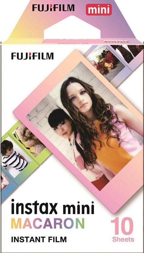 Fujifilm Instax Mini Film - Macaron - 10 stuks