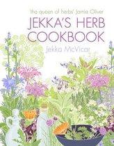 Boekomslag van 'Jekka's Herb Cookbook'