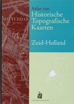 Boek cover Historische Topografische Kaarten, Atlas van Zuid-Holland van Marcel Kuiper