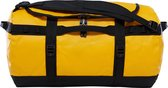 The North Face - Base Camp Duffel - S - Summit Gold/TNF Black