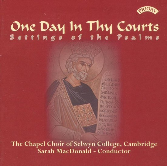 One Day In Thy Courts: Psalms Setti