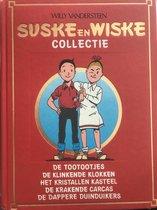 Suske en Wiske Lecturama collectie de delen 232 t/m 235