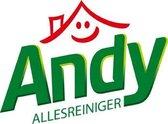 Andy Klein verpakking Allesreinigers
