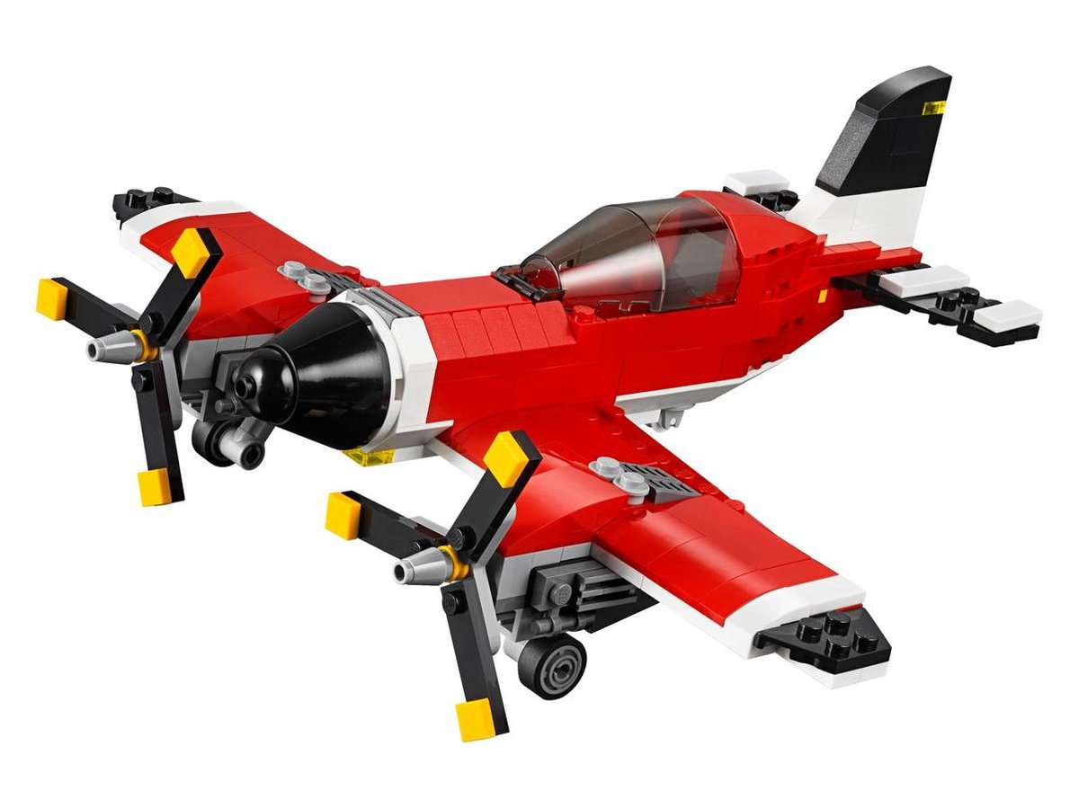 LEGO Creator Propellervliegtuig - 31047