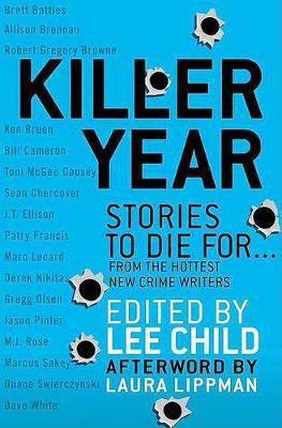 Omslag van Killer Year
