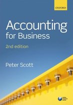 Afbeelding van Accounting for Business