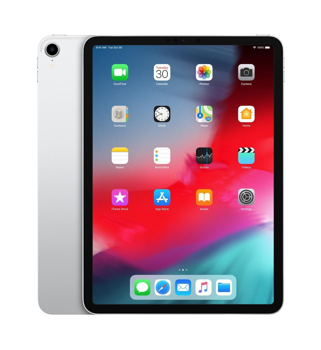 Apple iPad Pro - 11 inch - WiFi - 64GB - Zilver