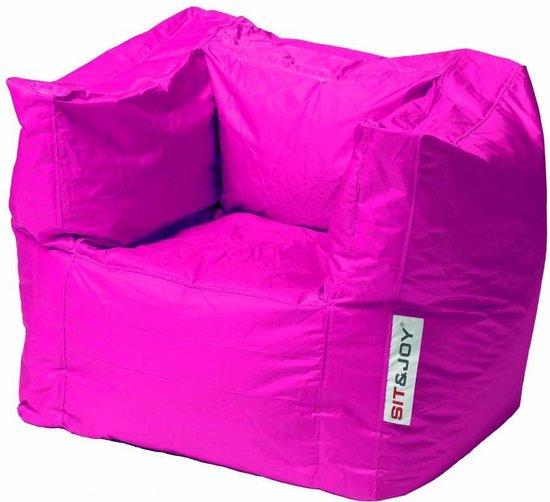 Sit En Joy Lounge Zitzak.Bol Com Sit And Joy Lounge Chair Zitzak Roze