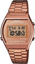 Casio Collection B640WC-5AEF - Horloge - Staal - Rosékleurig - Ø 30 mm