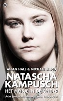 Boek cover Natascha Kampusch. Het meisje in de kelder van Allan Hall (Paperback)