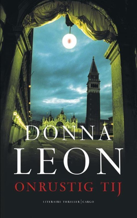 Onrustig tij - Donna Leon |