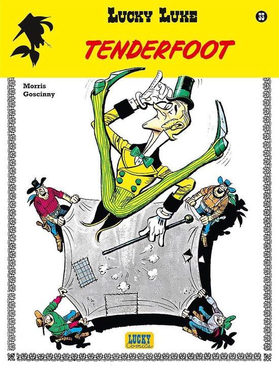 Lucky Luke 33. Tenderfoot - Morris |