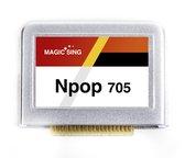 MagicSing NPOP705 Home entertainment - Accessoires