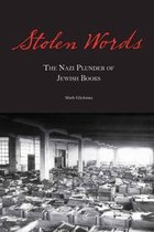 Boek cover Stolen Words van Rabbi Mark Glickman (Hardcover)