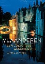 Boek cover Vlaanderen van André de Vries