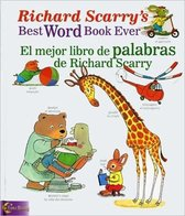 Richard Scarry's Best Word Book Ever / El Mejor Libro De Palabras De Richard Scarry