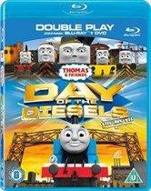Hit41653 Thomas Friends Day Bluray Dvd