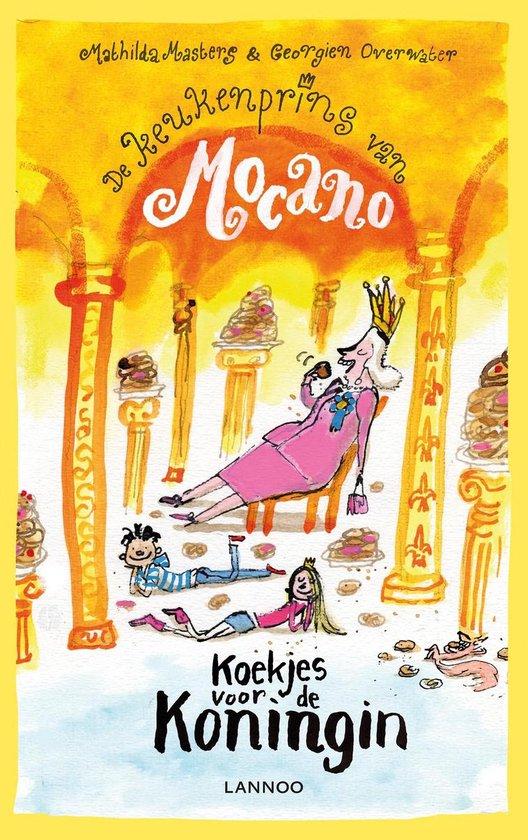 De keukenprins van Mocano 2 - Koekjes voor de Koningin - Mathilda Masters | Readingchampions.org.uk