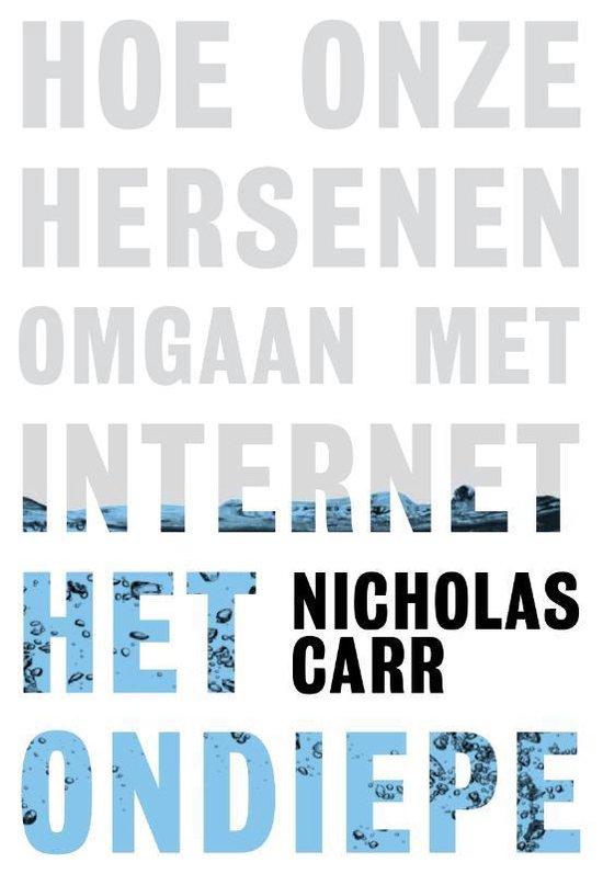 Het ondiepe - Nicholas Carr |