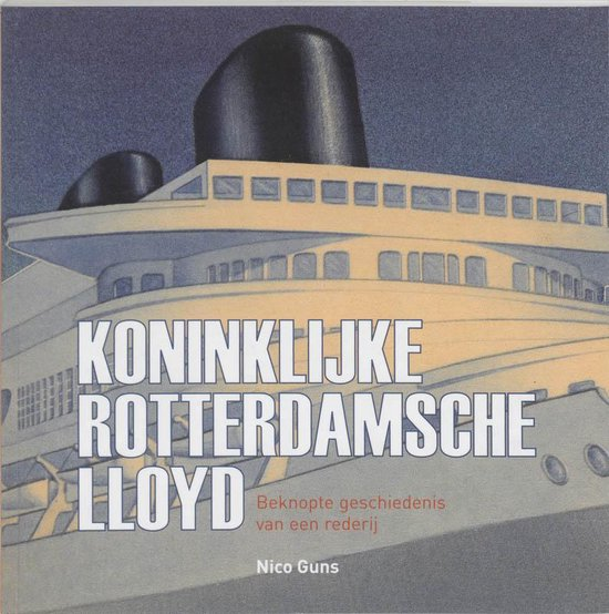 Koninklijke Rotterdamsche Lloyd - Nico Guns |