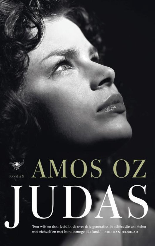Boek cover Judas van Amos Oz (Paperback)