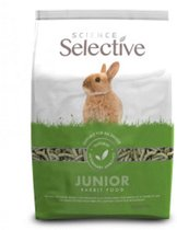 Supreme Science Selective Junior Konijnenvoer - 1,5 kg