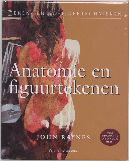 Cover van het boek 'Teken- en schildertechnieken / Anatomie en figuurtekenen'