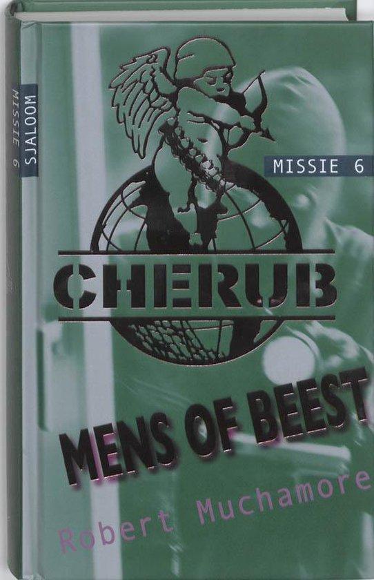 Cherub / 6 Mens Of Beest - Robert Muchamore |