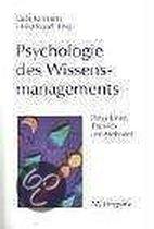 Psychologie des Wissensmanagements