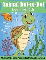 Animal Dot-to-Dot Book for Kids