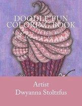 Doodle Fun Coloring Book