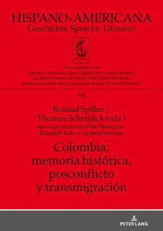 Boek cover Colombia van  (Hardcover)